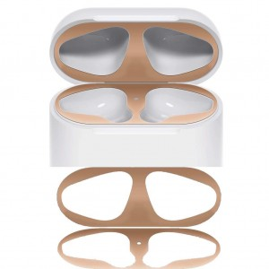 Apple Airpods 1-2 Nesil Toz Önleyici Sticker Toz Engelleme Etiket