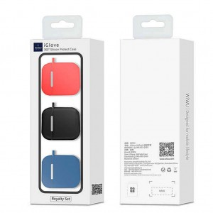 Apple Airpods Kılıf 3 Lü Set Wiwu iGlove Royalty Case