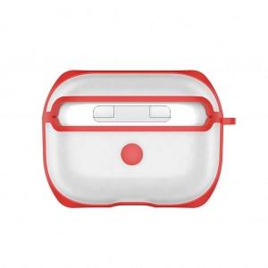 Apple Airpods Pro Kılıf Wiwu APC001 Airpods Pro Kılıf 360 Koruma
