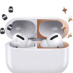 Apple Airpods PRO Toz Önleyici Sticker Toz Engelleme Etiketi