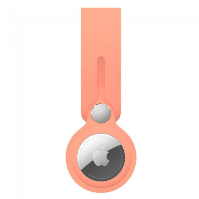 Apple Airtag Kılıf Bavul Çanta Silikon Askı Anahtarlık