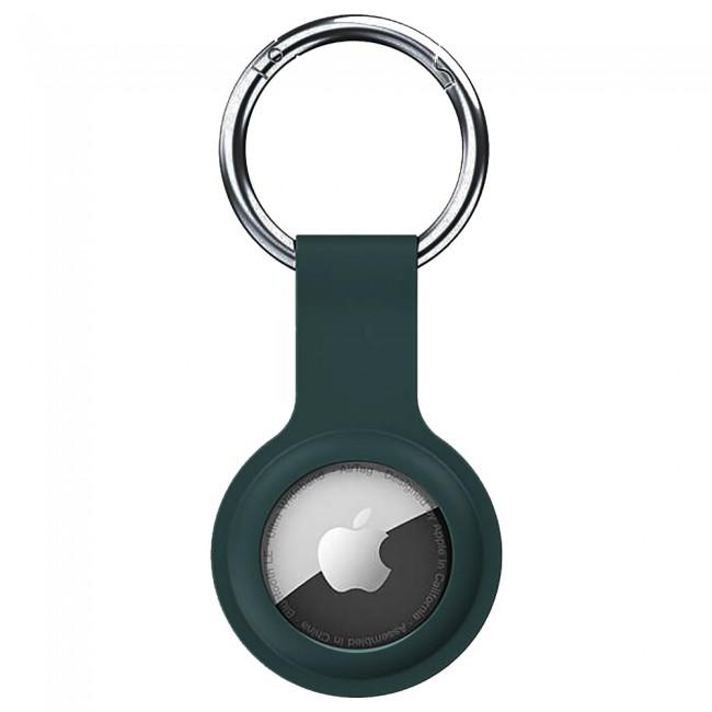 Apple Airtag Kılıf Silikon Askı Anahtarlık Liquid Silikon