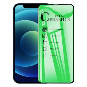 Apple iPhone 12 6.1 inch Ekran Koruyucu Seramik Kaplama Cam
