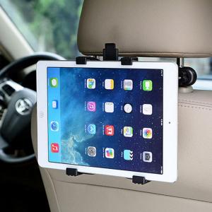 Araç İçi Koltuk Arkası Tablet Tutucu-iPad-Samsung Tablet Tutacağı