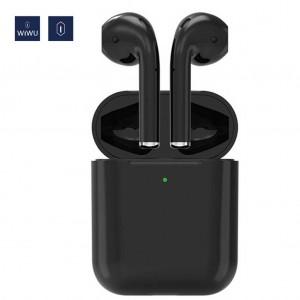 Wiwu Airbuds X Pro Bluetooth Kulaklık + Kablosuz Şarj Kutusu