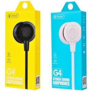Celebrat G4 Mikrofonlu Kulakiçi Kulaklık Orijinal Lisanslı Ürün