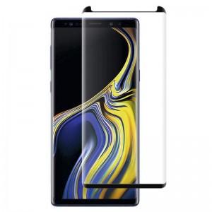 For Samsung Note 9 Ekran Koruyucu 3D Cam Kılıfla Kullabilen
