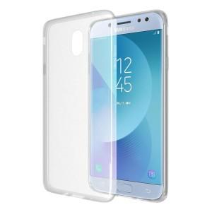 Samsung Galaxy J5 Pro J530 Silikon Kılıf + Temperli Cam
