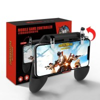 PUBG Gamepad W10 Oyun Kolu Standlı Ateş Tetik Düğmeli Joystick