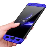 Xiaomi Mi Note 3 Kılıf GKK 360 Derece Koruma Sert 3in1 (667GHY6)