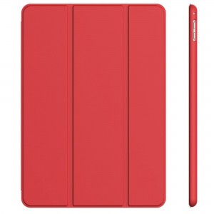 iPad 7 Nesil 10.2 inc Kılıf A2197 A2200 A2198 Deri Smart Cover 1:1 Uyumlu Standlı