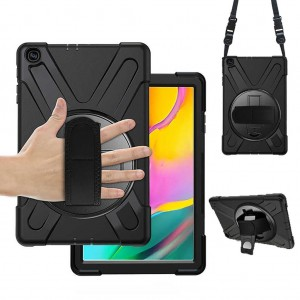 iPad 2 Kılıf A1395 A1396 A1397 Defender Zırh Askı Standlı