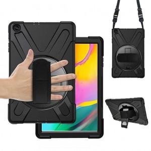 iPad Mini 5 A2133 A2124 A2126 A2125 Kılıf Defender Zırh Askı Standlı