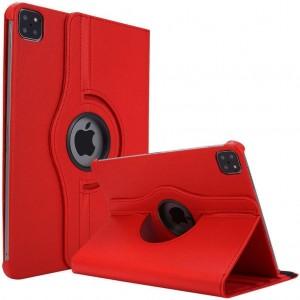 iPad Pro 11 2020 2. Nesil Kılıf A2228 A2068 A2230 A2231 360 Derece Standlı Deri Yatay Dikey Standlı
