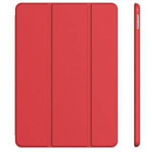 iPad Pro 12.9 2018 3.Nesil Kılıf A1876 A2014 A1895 A1983 Deri Smart Cover 1:1 Uyumlu Standlı