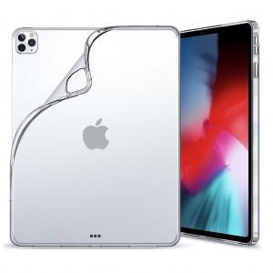 iPad Pro 12.9 2020 4.Nesil Kılıf A2229 A2069 A2232 A2233 Şeffaf Yumuşak Arka Silikon Kılıf