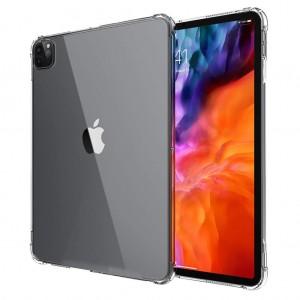iPad Pro 11 2020 2. Nesil Kılıf A2228 A2068 A2230 A2231 Darbe Emici Şeffaf Silikon