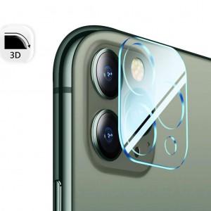 iPhone 11 Kamera Koruma Camı 3D Lens Koruyucu Temperli Cam