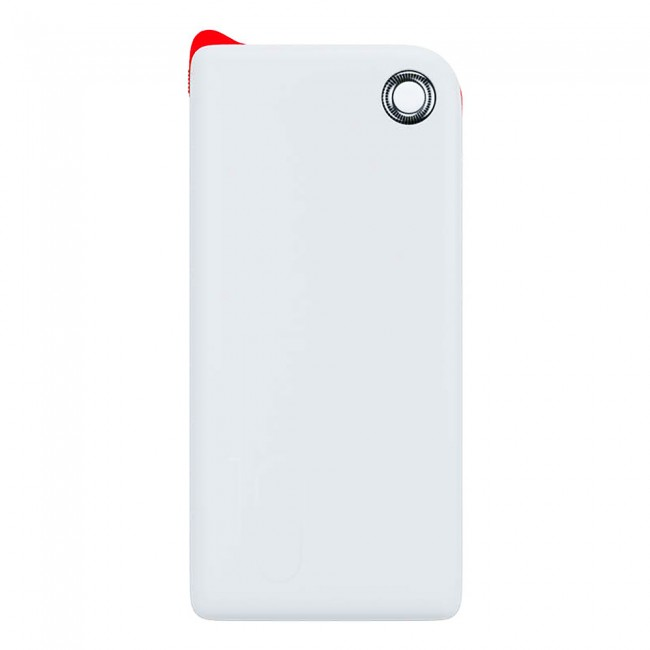Apple iPhone Uyumlu Powerbank Apple Mfi Sertifikalı 18W Hızlı Şarj 10000 mah Dahili Lightning Kablo
