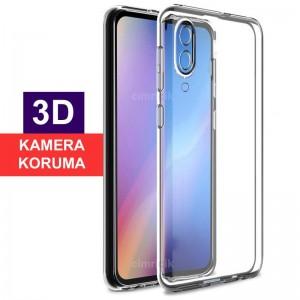 Samsung Galaxy A01 Kılıf Kamera Korumalı Kamerayı Tam Kapatan