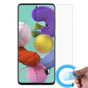 Samsung Galaxy A51 Ekran Koruyucu Nano Esnek Cam