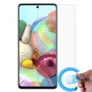 Samsung Galaxy A71 Ekran Koruyucu Nano Esnek Cam