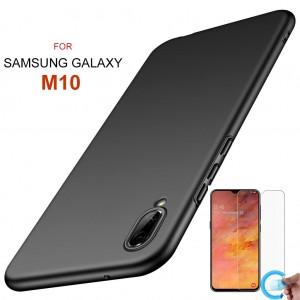 Samsung Galaxy M10 Kılıf + Nano Esnek Cam Ekran Koruyucu (K2M6Y)