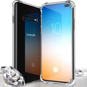 Samsung Galaxy S10 Kılıf Anti Shock Darbe Emici Kamera Korumalı