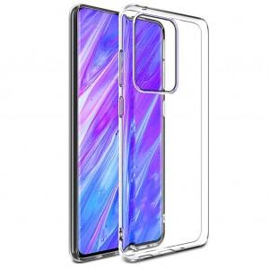 Samsung Galaxy S20 Ultra Kılıf 6.9 inch Şeffaf Kamera Korumalı Yumuşak Silikon