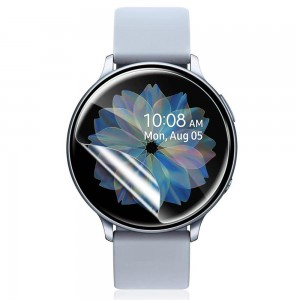 Samsung Galaxy Watch Active 2 40mm Ekran Koruyucu TPU Nano Film