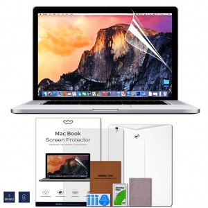 Wiwu Apple MacBook Pro Retina 15-15.4 inch A1398 Ekran Koruyucu