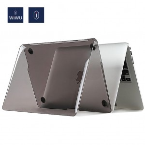 Wiwu Apple Macbook Pro 13,3 inch A1706-A1708 -A1989-A2159 Kılıf