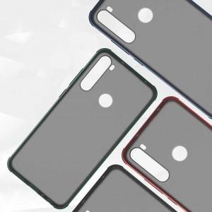 Xiaomi Redmi Note 8 Kılıf Airbag Kenar Darbe Emici Odyo Case